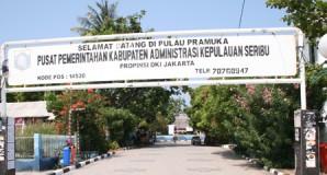 Welcom in pramuka island