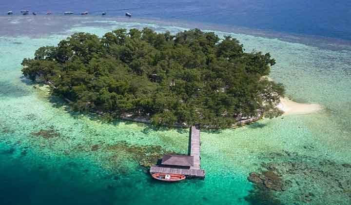pulau kayu angin genteng