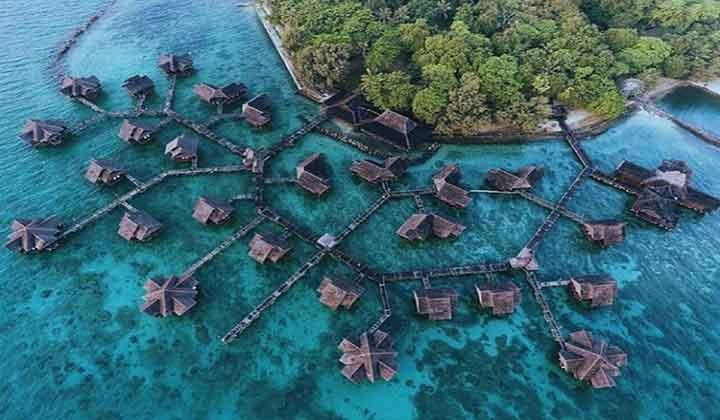 wisata pulau ayer
