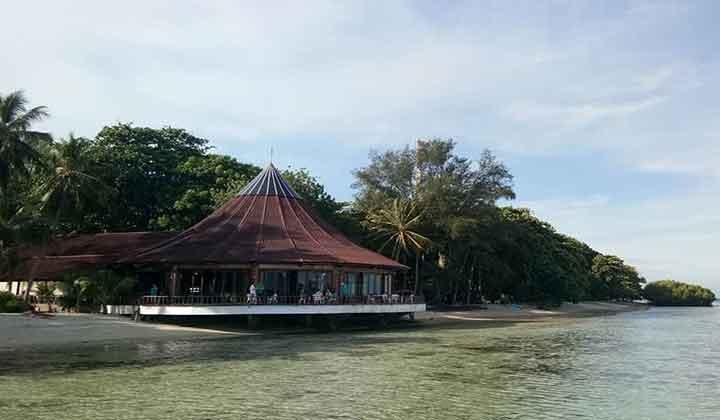 wisata ke Pulau Pantara