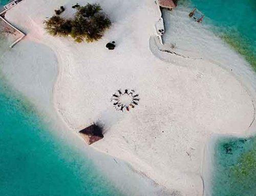 Pesona Pulau Pari, Pulau yang Paling Cocok untuk Relaksasi