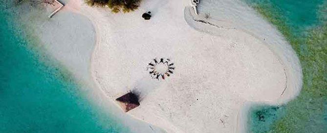 pesona pulau pari