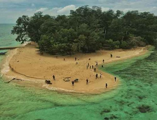Weekend Camping di Pulau Perak? Mengapa Tidak?